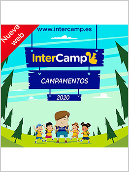 CAMPAMENTOS INTERCAMP 2020