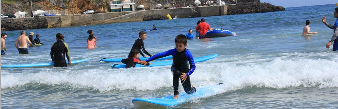 LLANES EXPERIENCE SURF CAMP