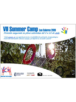 VII SUMMER CAMP LOS CALARES