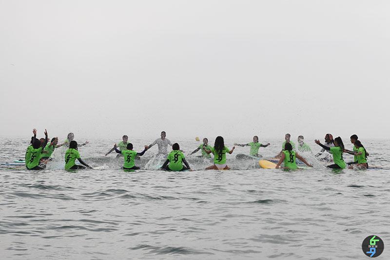 SURF CON LA ESCUELA ON THE SEA 2019 - 2020