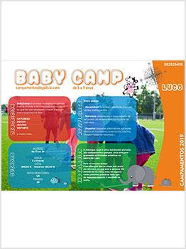 BABY CAMP  - VIDA LÁCTEA 2019