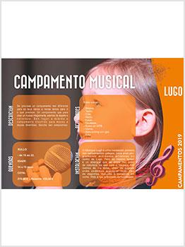 CAMPAMENTO MUSICAL - VIDA L�CTEA
