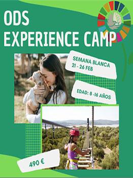 ODS EXPERIENCE CAMP- SEMANA BLANCA 2021