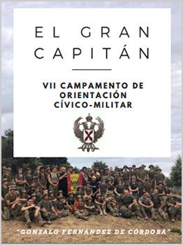 CAMPAMENTO MILITAR EL GRAN CAPITAN 2021