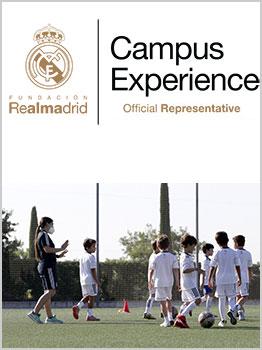 "CAMPUS EXPERIENCE FUNDACIÃ""N REAL MADRID 2022"