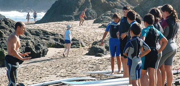 CAMPS DE SURF, MULTIAVENTURA , INGLÉS-PINPOIL 2021