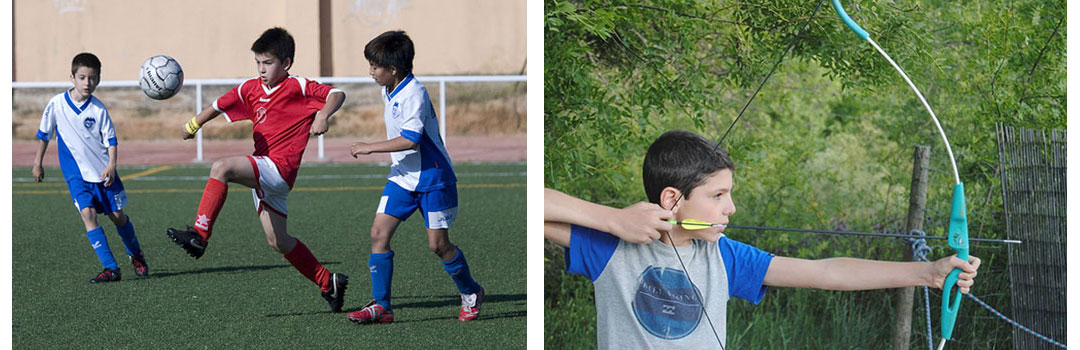 CAMP FUTBOL+ MULTIAVENTURA 2019 - VALLE ABEDULES