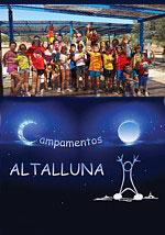 CAMPAMENTO INGLÉS Y ACU�TICO 2019 - ALTALLUNA