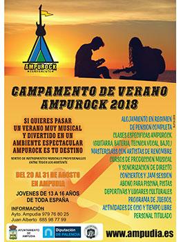 CAMPAMENTO AMPUROCK 2018