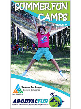 SUMMER FUN CAMPS - ESCUELA DE LÍDERES 2019