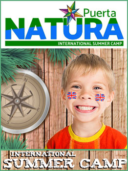 VII PUERTA NATURA INTERNATIONAL SUMMER CAMP 2020