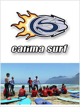 SURF CAMP - CALIMA SURF 2018