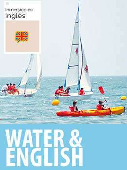 WATER AND ENGLISH SUMMER CAMP 2019