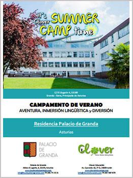 CAMPAMENTOS PALACIO DE GRANDA 2019