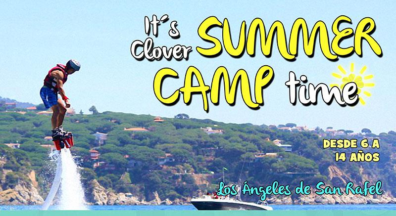 SUMMER CAMP LOS ANGELES DE SAN RAFAEL 2019