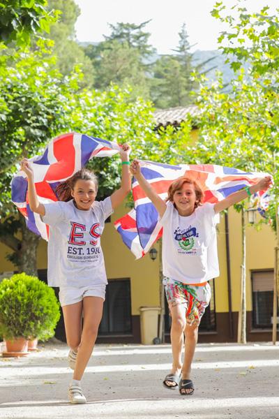 CAMPAMENTOS DE VERANO ENGLISH SUMMER 2021