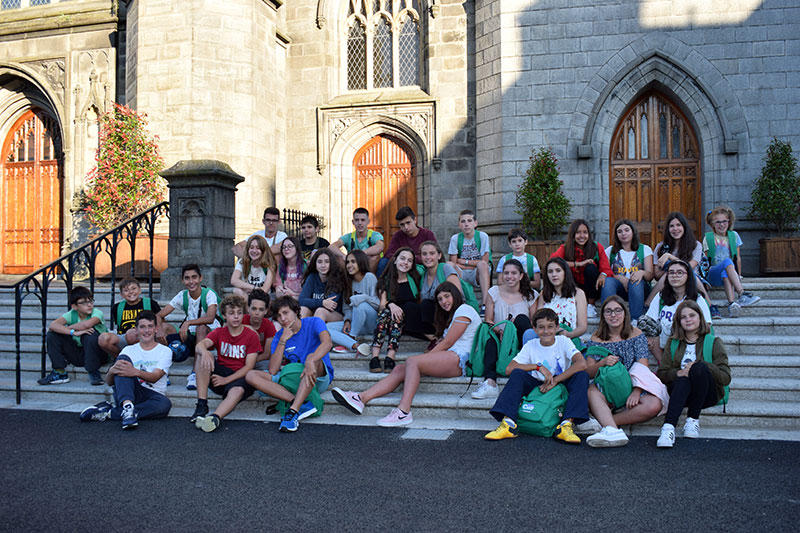 REGALA EL IRELAND'S CAMP DE IRISH SUMMER 2019