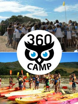 360 CAMP - MULTIAVENTURA Y DEPORTE