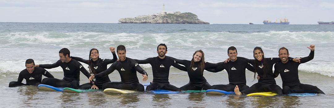 CAMPAMENTO SANTANDER SURF - NATUAVENTURA 2019