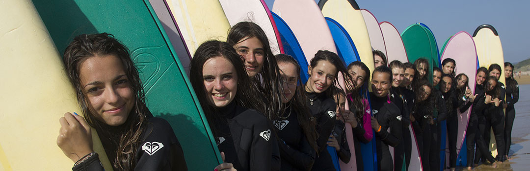 SANTANDER SURF E INGLÉS - NATUAVENTURA 2021