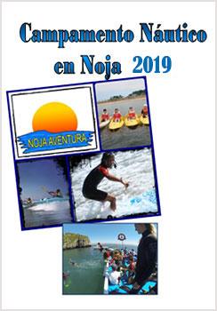 CAMPAMENTO PLAYA-SURF NOJA AVENTURA