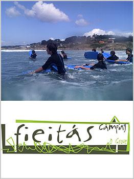 CAMPING OS FIEIT�S- CAMPAMENTOS PARA GRUPOS 2019