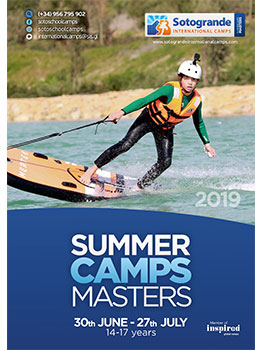 SOTOGRANDE INTERNATIONAL CAMP MASTERS -  2019