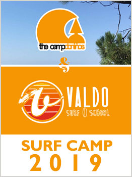SUMMER SURF CAMP - DONIÑOS 2019