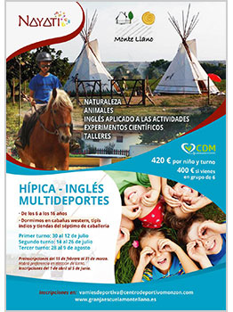 H�PICA, INGLÉS Y DEPORTE EN MONTELLANO 2019